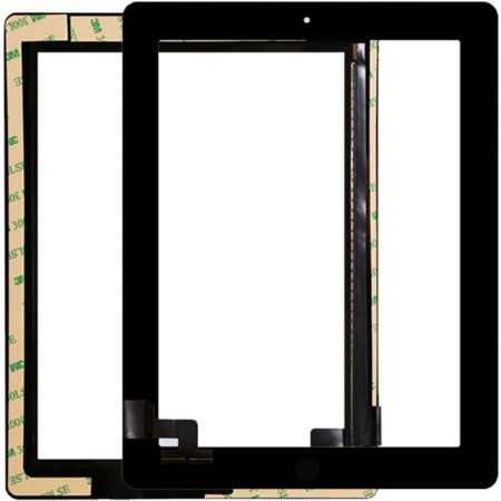 Tela Vidro Touch Screen Apple iPad 2 A1395 A1396 A1397 Preto