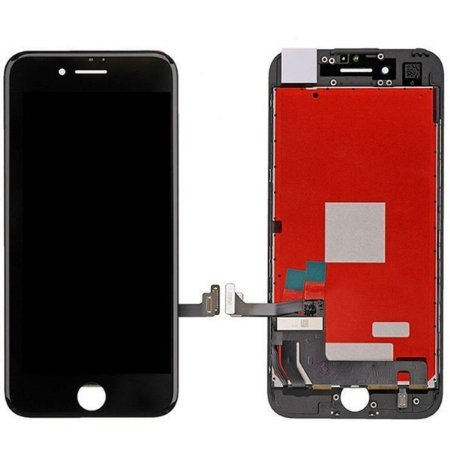Tela Touch Display LCD Modulo Frontal Com Aro Apple Iphone 7 7g A1660 A1778 Preto