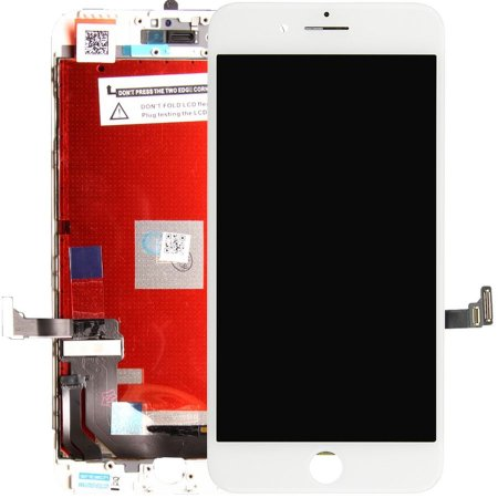 Tela Touch Display LCD Modulo Frontal Com Aro Apple Iphone 7 Plus 5.5 Branco