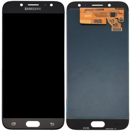 Tela Touch Display Lcd Modulo Frontal Samsung Galaxy J7 Pro Sm-j730g/ds J730 Preto