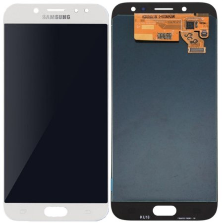 Tela Touch Display Lcd Modulo Frontal Samsung Galaxy J7 Pro Sm-j730g/ds J730 Branco