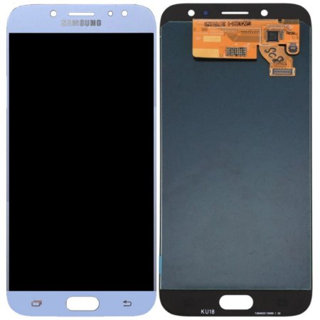 Tela Touch Display Lcd Modulo Frontal Samsung Galaxy J7 Pro Sm-j730g/ds J730 Azul