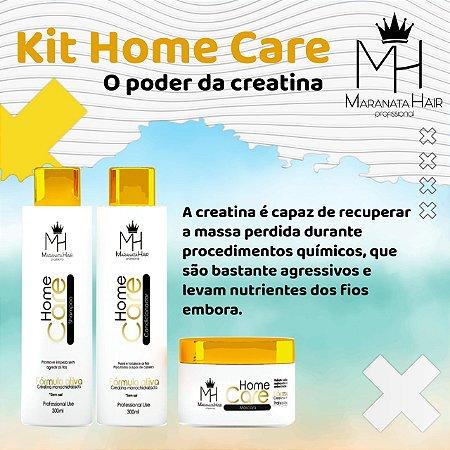 Kit Home Care 300ml