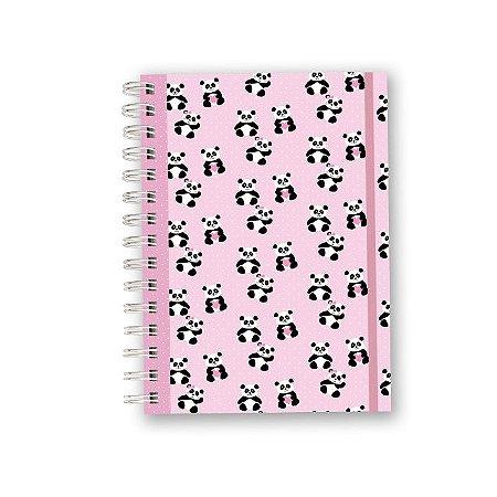 Caderno A5 - Coleção We Love Pandas
