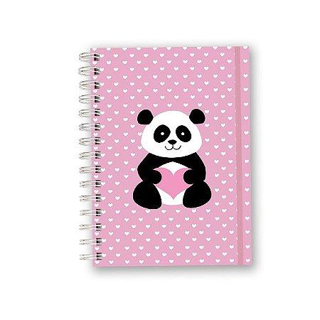 Caderno A5 - Coleção We Love Pandas - 2