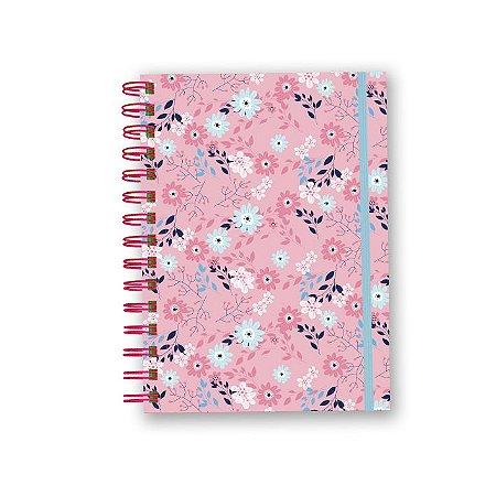 Caderno A5- Floral
