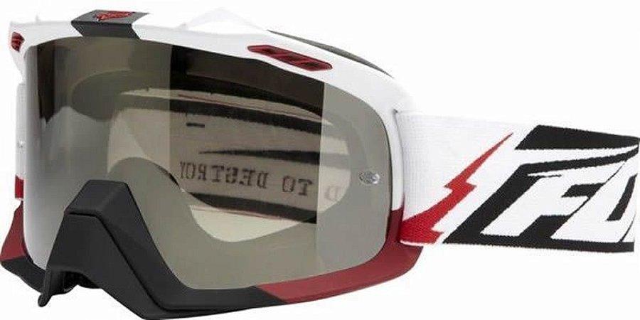 Óculos Fox MX Air SPC Overseer Branco