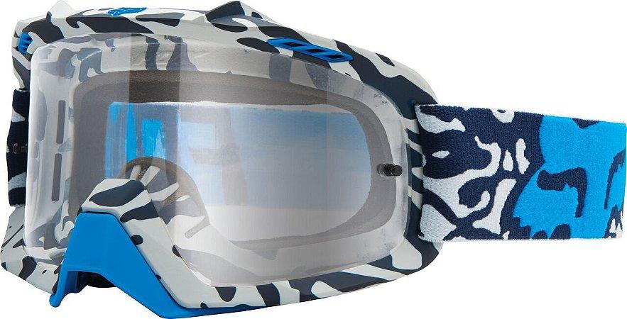 Óculos Fox MX Cauz Azul