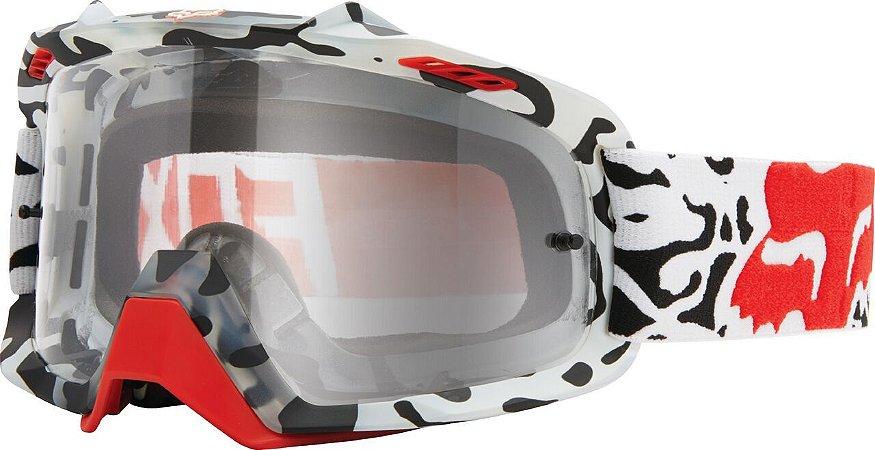 Óculos Fox MX Cauz Branco
