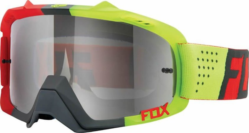 Óculos Fox MX Air Defence Libra Amarelo