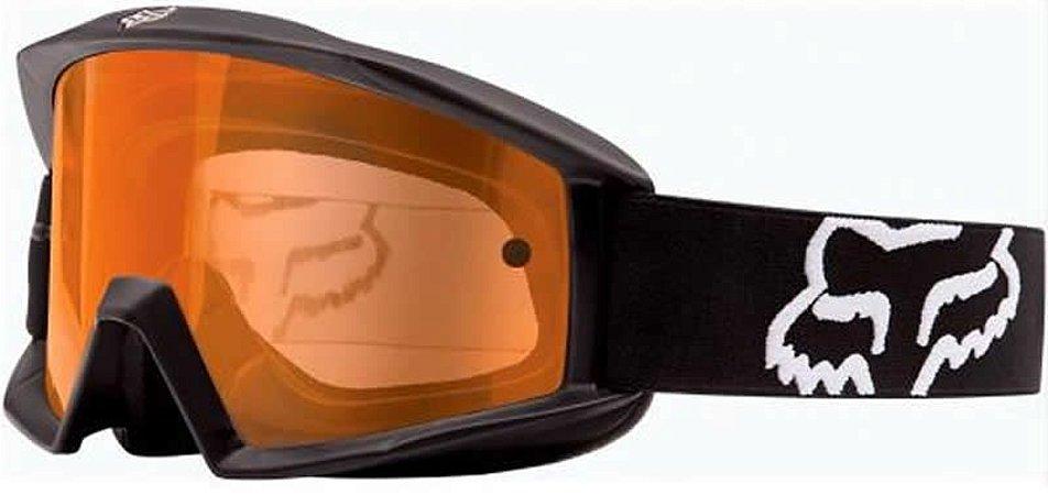 Óculos Fox MX Main Enduro Preto Fosco