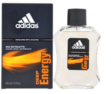 Deep Energy Adidas - Perfume Masculino - Eau de Toilette - 100ml