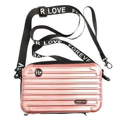 Mini Bag Influencer Rose Gold