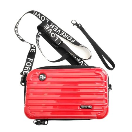 Mini Bag Influencer Vermelha