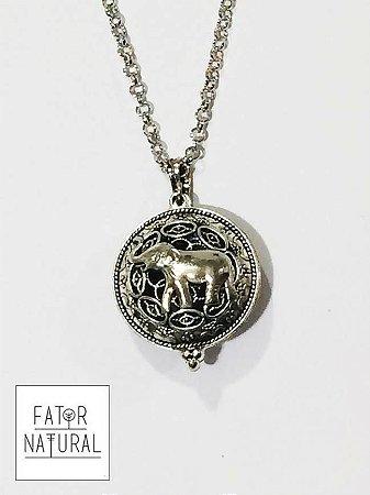 Medalhão Aromático Elefante
