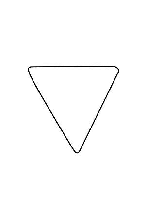 Colar Aromático Triângulo
