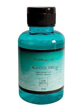Álcool Gel com Aloe - PROTEJA-SE
