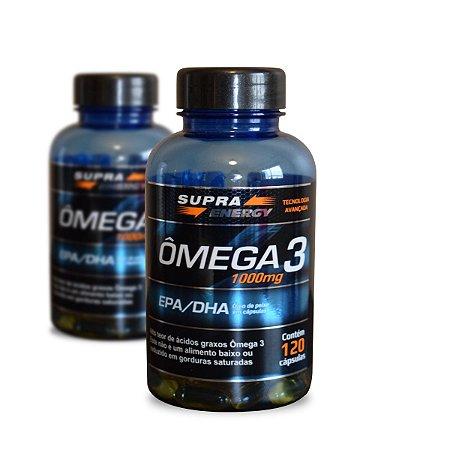 0f6761426a6c ÔMEGA 3 (1000mg) - Supra Energy - UltraMed Suplementos - As melhores ...