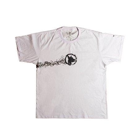 Camiseta Smoke Logo