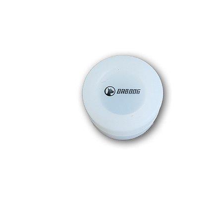 Pote de Silicone Dabdog Transparente - 3 ml slick