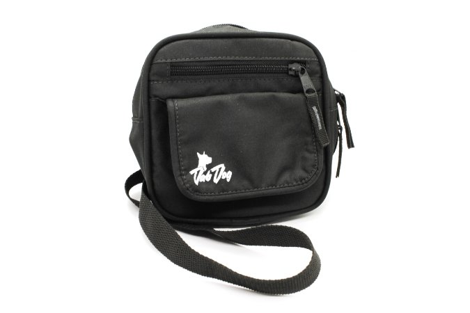 Shoulder Bag Horizon Dabdog Preta