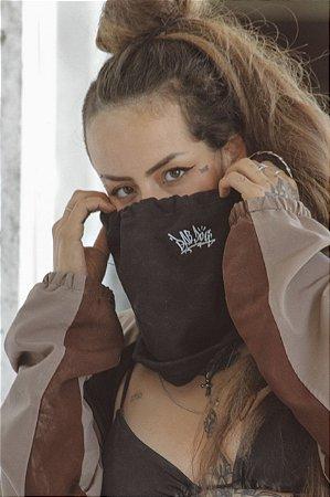 Neck Mask Dabdog - Preta