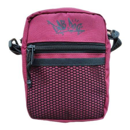 Shoulder Bag Dabdog Tag Logo - Vinho