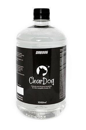 ClearDog - Solução para limpeza de piteiras, bongs, narguiles