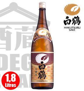 Sake Hakutsuru HISHÔ Suave 1800ml