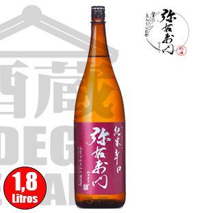 Sake YAUEMON Junmai Karakuchi 1800ml