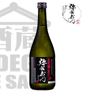 Sake YAUEMON Daiguinjo Seco 720ml