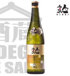 Sake NINKI ICHI Junmai Daiguinjo 720ml
