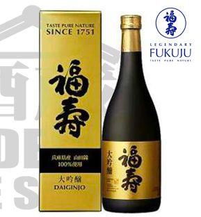 Sake FUKUJU Daiguinjo 720ml
