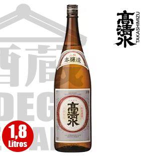 Sake TAKASHIMIZU Seisen Suave 1800ml