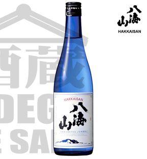 Sake HAKKAISAN Tokubetsu Junmai 720ml