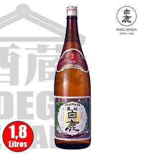 Sake HAKUSHIKA Tokusen Junmai 1800ml