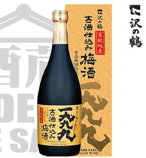 Sake SAWANOTSURU Umeshu Koshu Ano 1999 720ml