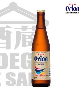 Cerveja ORION OKINAWA Long Neck 334ml
