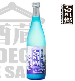 Sake SHIRAKAWAGÔ Junmai Guinjo Nigorizake 720ml