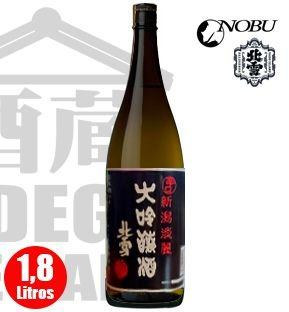 Sake NOBU Hokusetsu Tanrei DRY Daiguinjo 1800ml