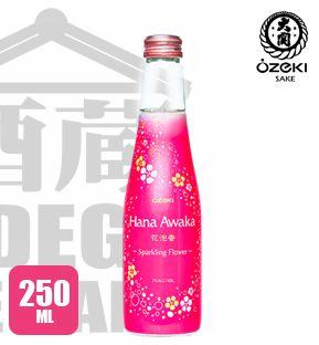 Sake Ozeki HANA AWA KA Sparkling 250ml