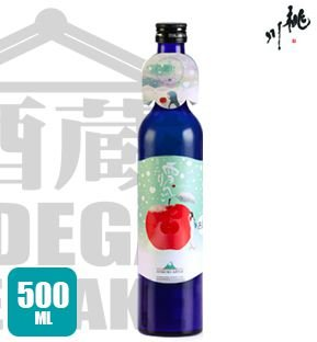 Sake YUKI RINGO Momokawa Liqueur 500ml