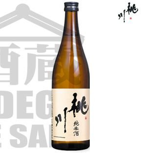 Sake MOMOKAWA Junmai 720ml