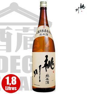 Sake MOMOKAWA Junmai 1800ml