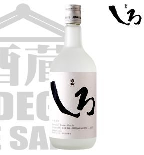 Shochu SHIRO Destilado de ARROZ 720ml