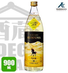 Shochu KUROUMA Destilado Envelhecido de Cevada 900ml