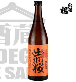 Sake Dewazakura DEWA NO SATO Junmai 720ml