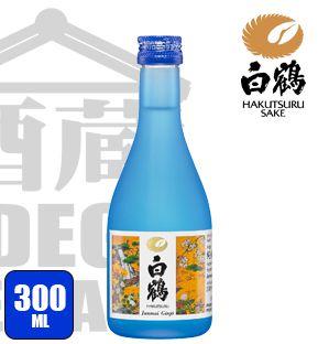 Sake HAKUTSURU Junmai Guinjo 300ml
