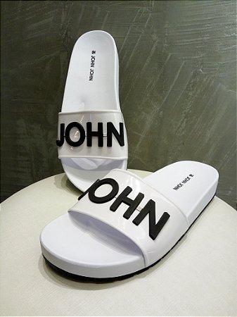 CHINELO FLAT JOHN JOHN WHITE JJ