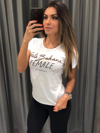 T-SHIRT FEMALE GTB